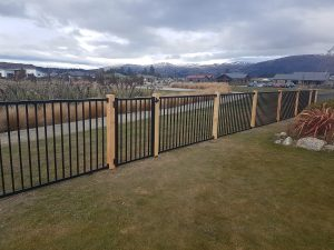 dog safe fence builders in Wanaka