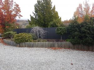 boundary fencing by Urban fencing Wanaka