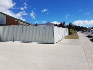 we build fences in Wanaka