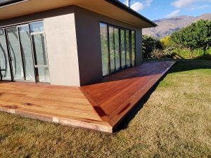 Wanaka decking and fencing builders