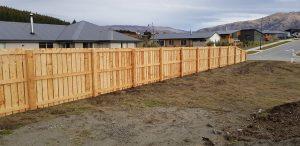 Natural Fences in Wanaka
