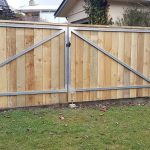 Metal Frame Gates