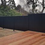 New build fencing