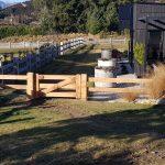 Custom rabbit proof gates